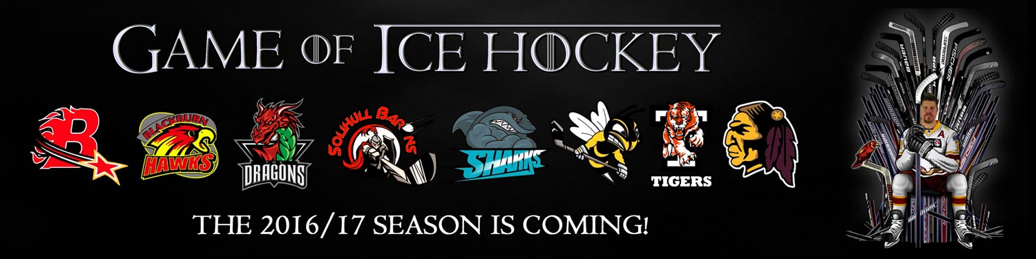 Game of Ice Hockey - the 2016-17 season is coming.